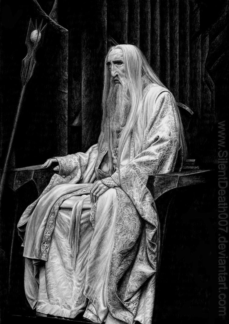 Saruman Lord Of The Rings Quotes