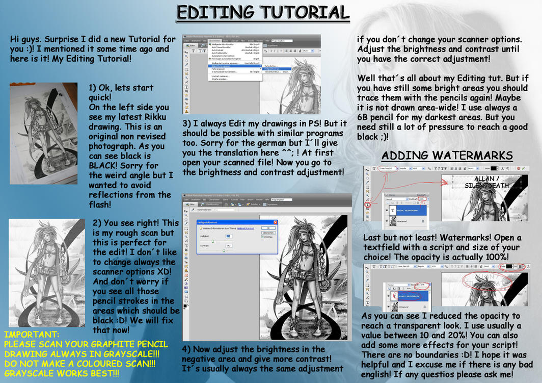 Video editing tutorial in photoshop