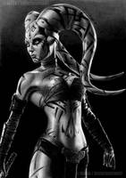 :DARTH TALON: by Angelstorm-82