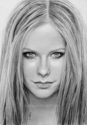 :AVRIL LAVIGNE II: by Angelstorm-82