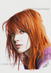 :HAYLEY WILLIAMS: by Angelstorm-82