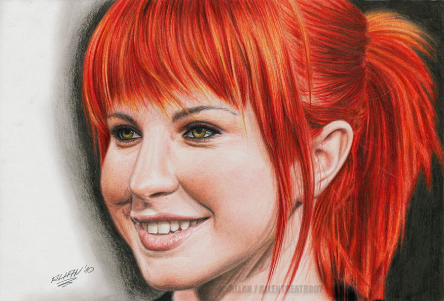 Hayley Williams Ii By Angelstorm 82 On Deviantart
