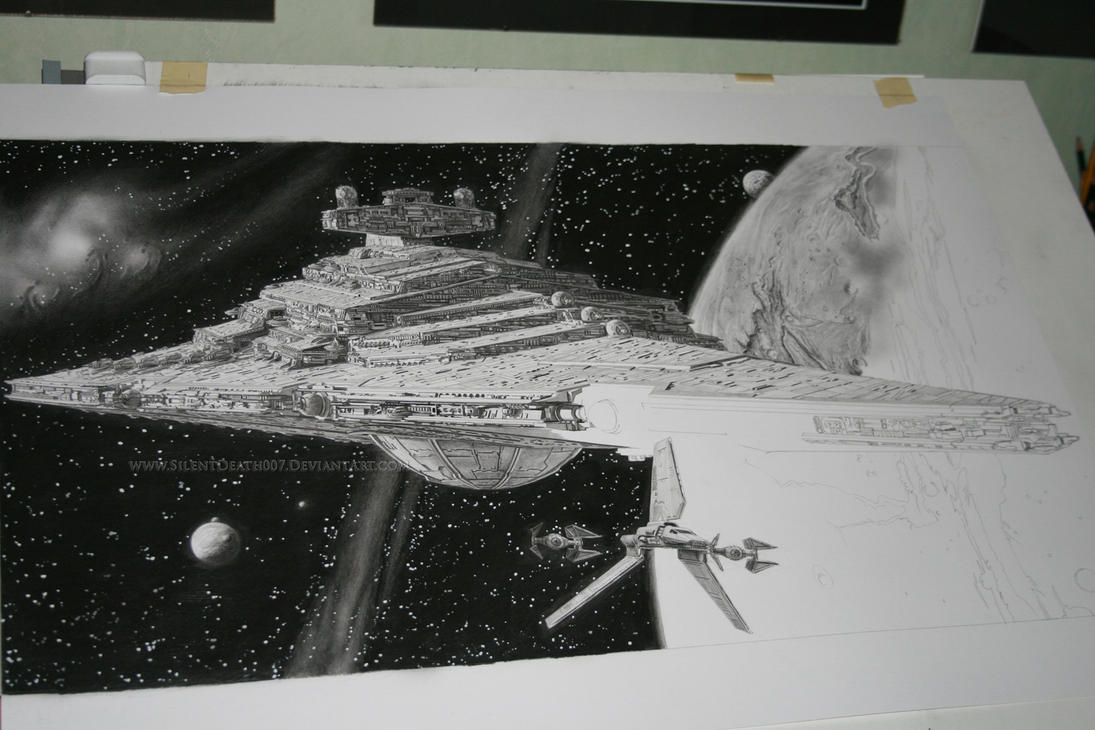 Star Destroyer last WIP by Angelstorm-82