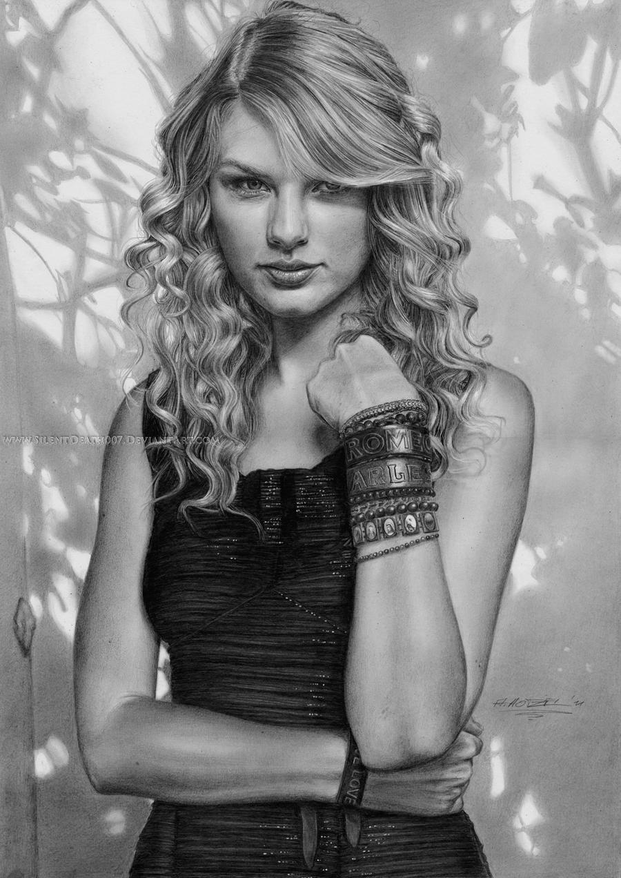 Taylor Swift by Angelstorm-82