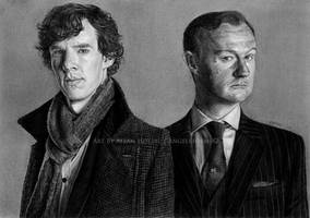 Holmes Brothers finished commission by Angelstorm-82
