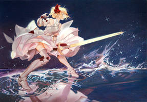 Fate stay night: Saber Lily