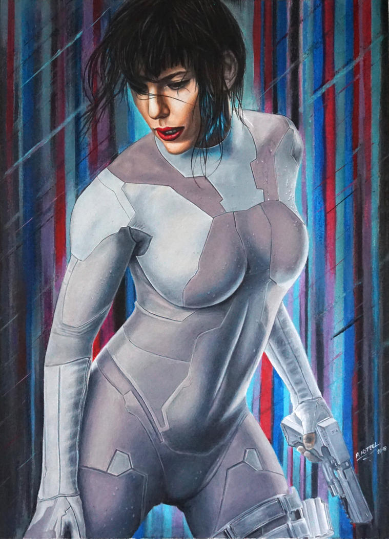 Motoko by Angelstorm-82