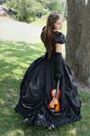 gothic balldress 6