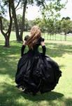 gothic balldress 7