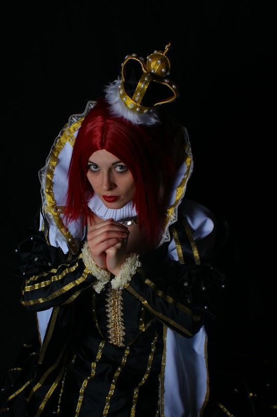 Queen Esther ~ Amen by lucioleeteinte
