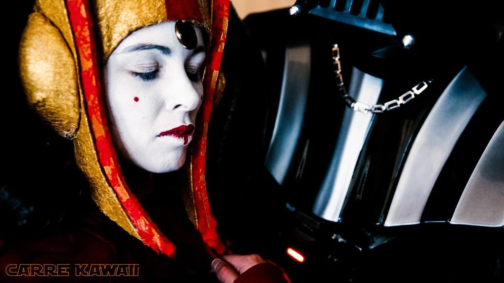 Queen Amidala - End by lucioleeteinte