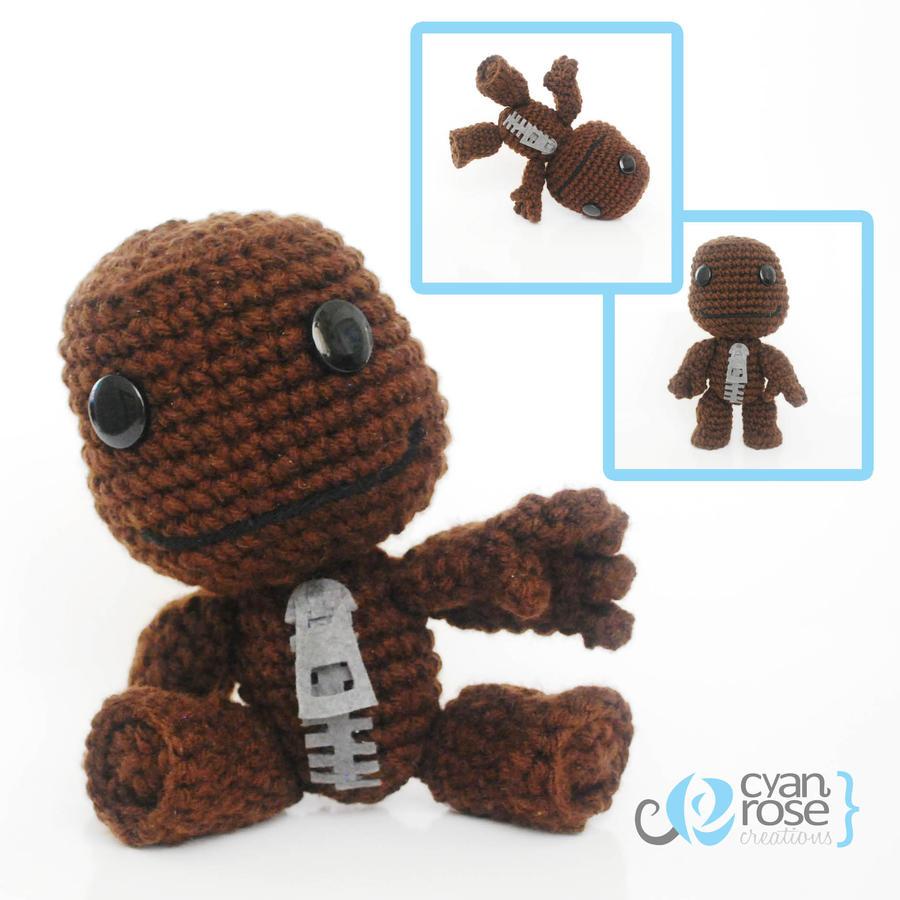 Spunky The Big Sock Monkey PDF Crochet Pattern   900x900