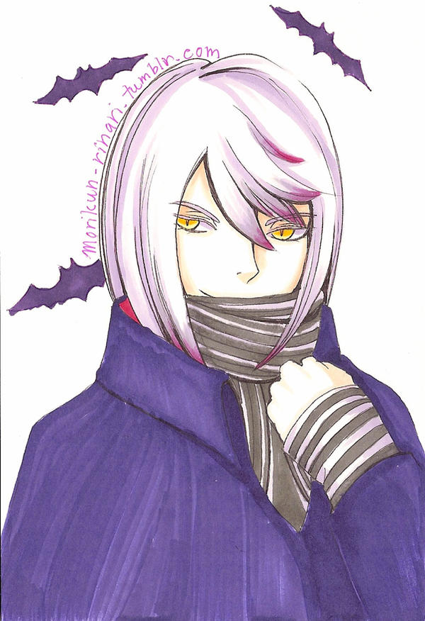 Tsukinami Carla by morikun-rinari