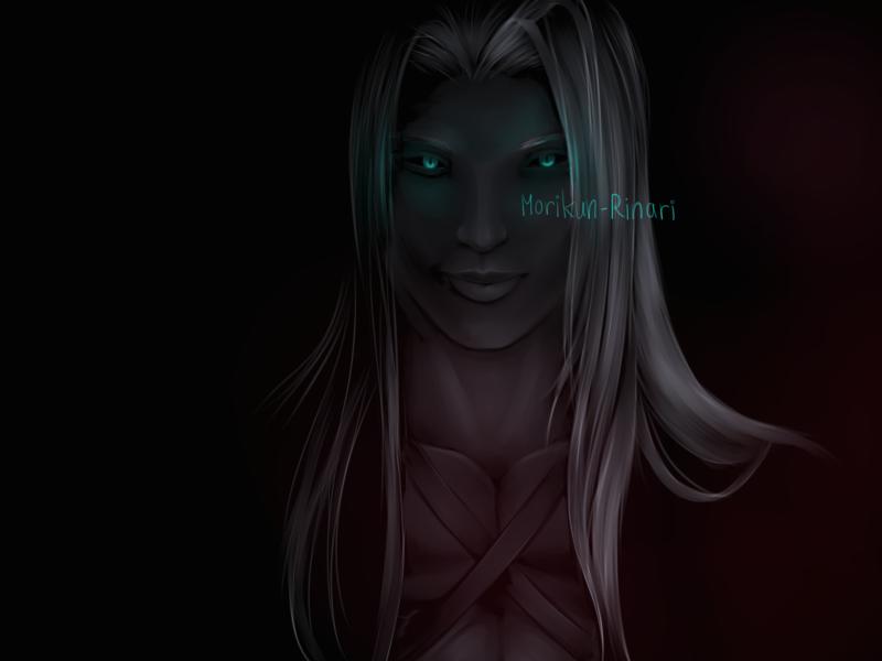 Silver Devil by morikun-rinari