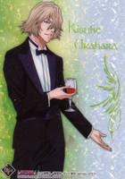 Kisuke Urahara in suit by FearBe