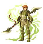 [Spear Fighter] Terraspin