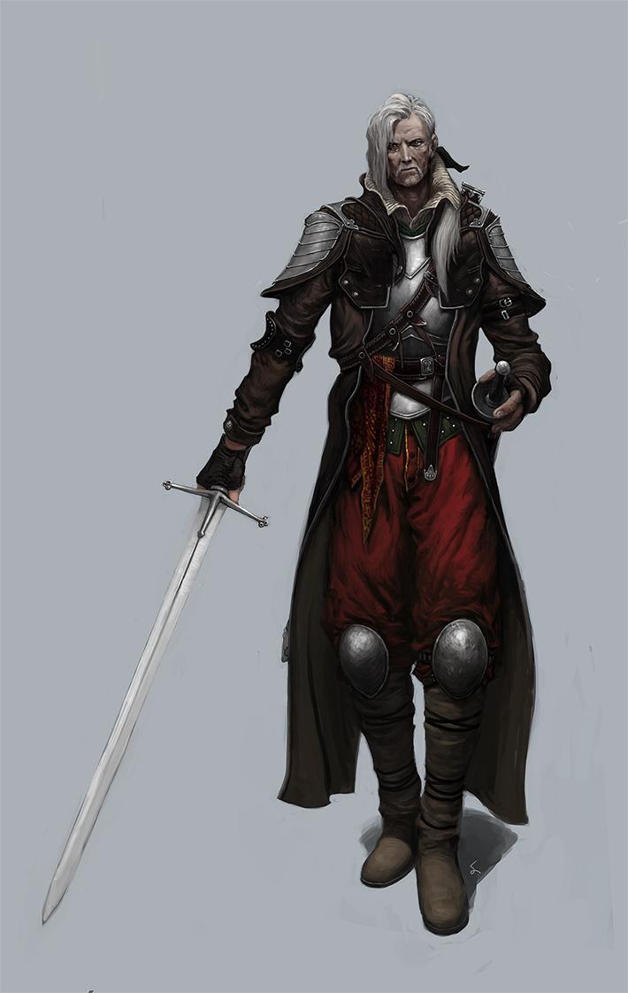 Old Mercenary