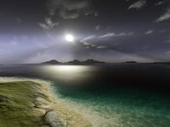 Ocean's End by Armarant