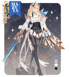 CLOSED : Auction adoptable #04 : Dreamer sword