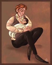 Baby Mine by JackXAngelicaforever