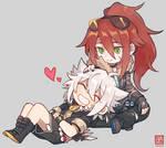 [C] Landon and Xavier