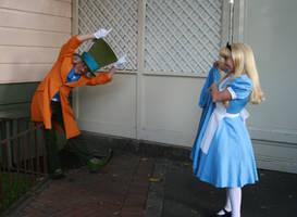 Snailfighting by DisneyLizzi