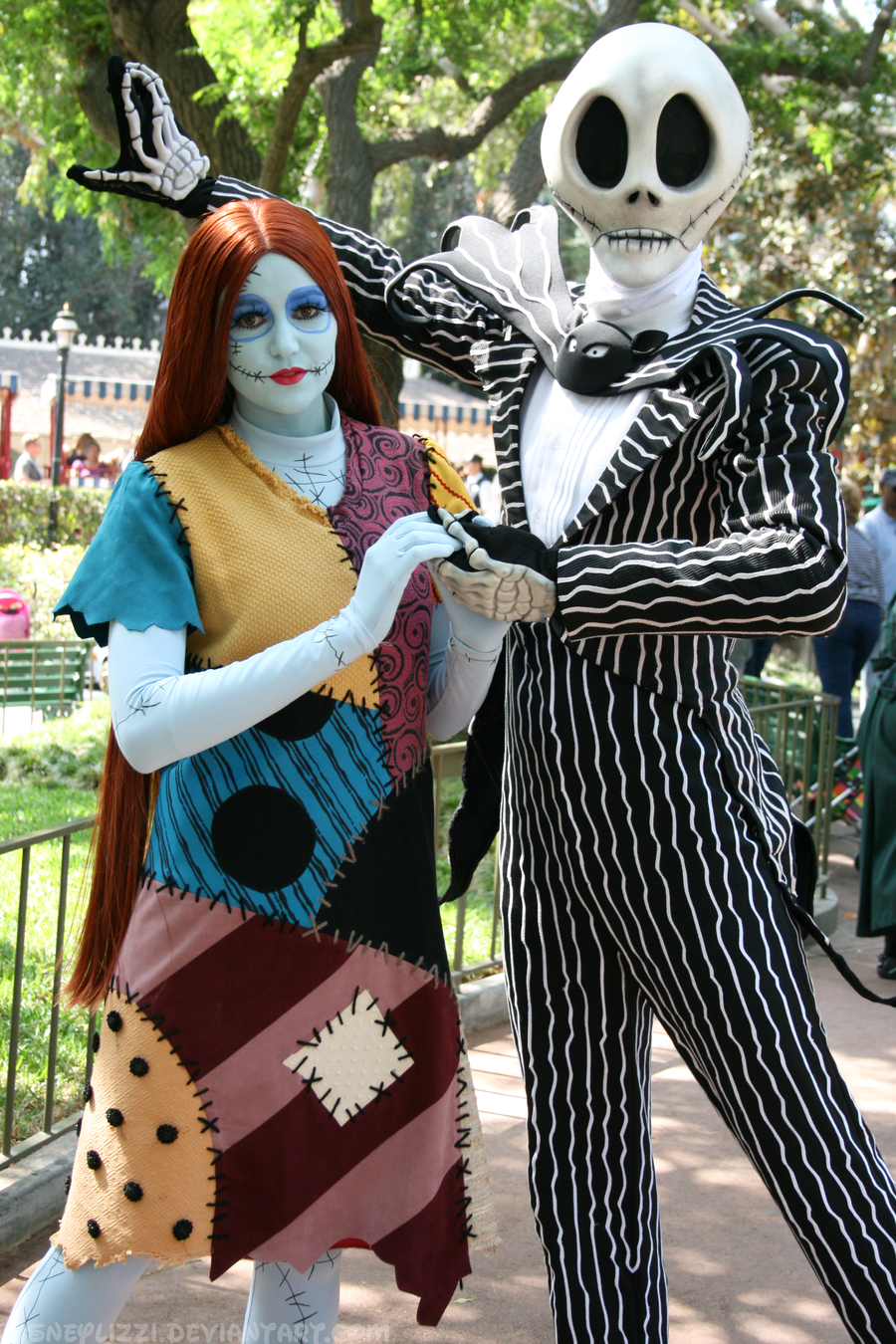 Jack and Sally 07 by DisneyLizzi Jack and Sally 07 by DisneyLizzi  sc 1 st  DeviantArt & Jack and Sally 07 by DisneyLizzi on DeviantArt