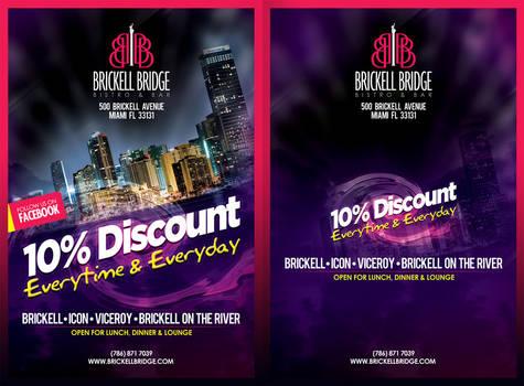 Miami Rest. - Discount