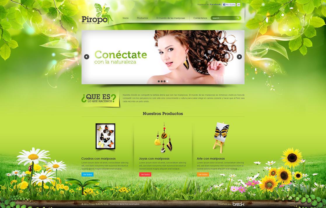 piropos butterfly shop by krisalva on deviantart. Black Bedroom Furniture Sets. Home Design Ideas