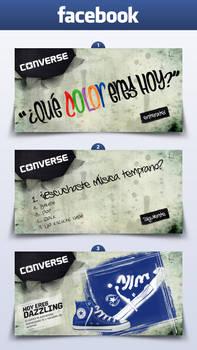 Facebook Converse App