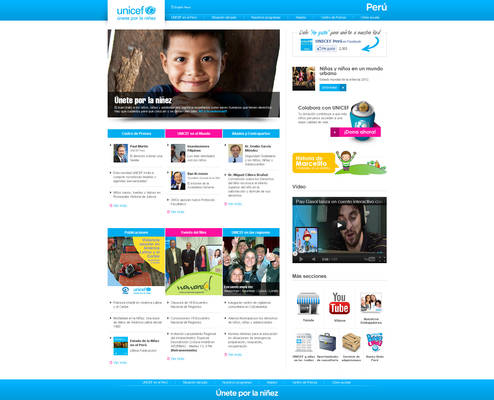 UNICEF Peru - Official Page