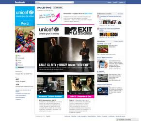 UNICEF Peru - Facebook Welcome