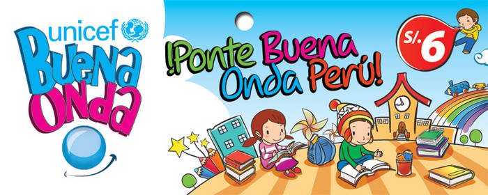 UNICEF - Label Buena Onda