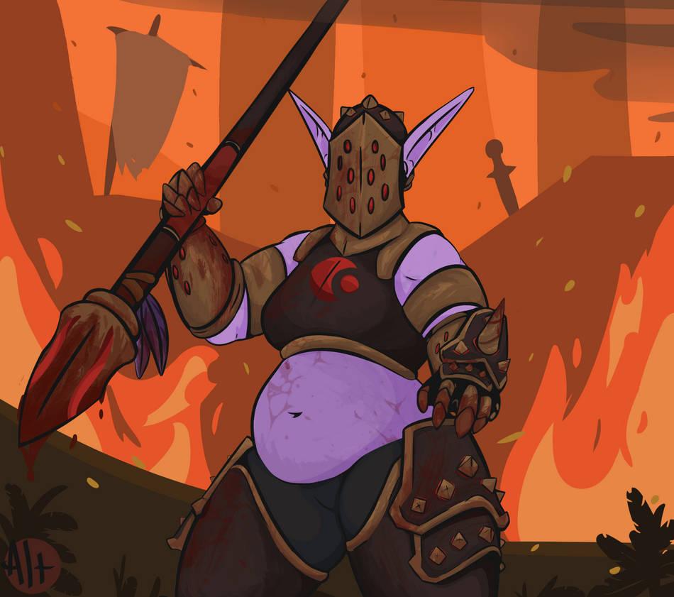 Falindrah War Of Thorns