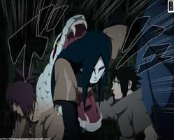 Naruto 593 Back From The Dead by IITheYahikoDarkII