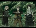 Naruto 632 Team 7 Returns