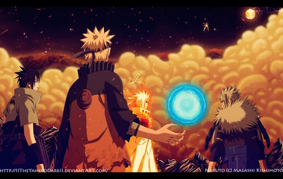 Naruto 642 Lets Do It