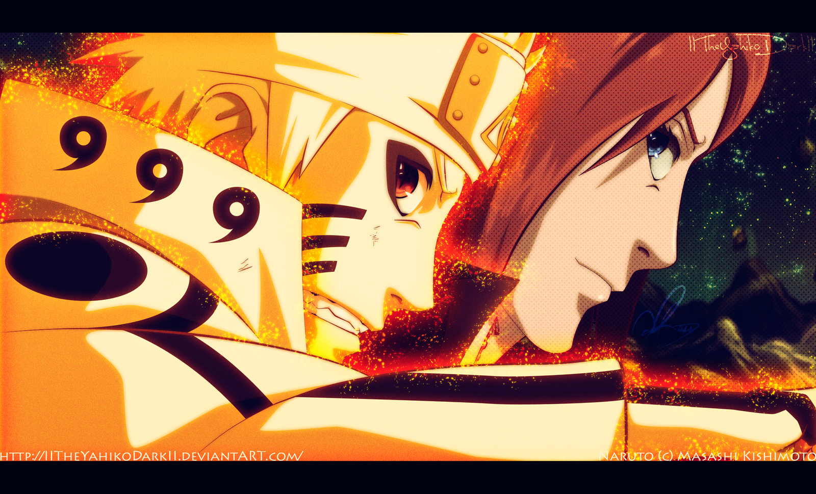 Naruto 645 The Will Of Another by IITheYahikoDarkII