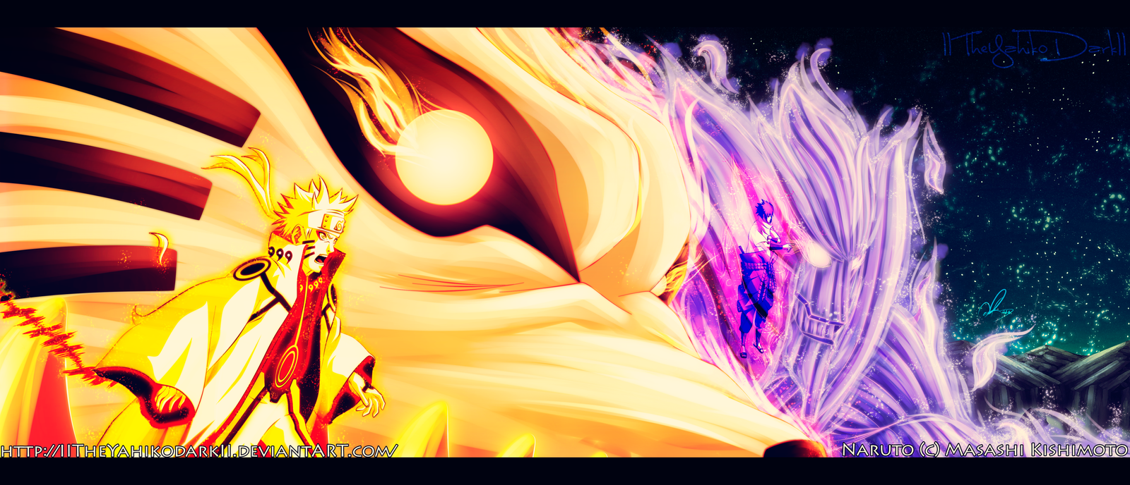 Naruto 647 I Am Not Memories by IITheYahikoDarkII