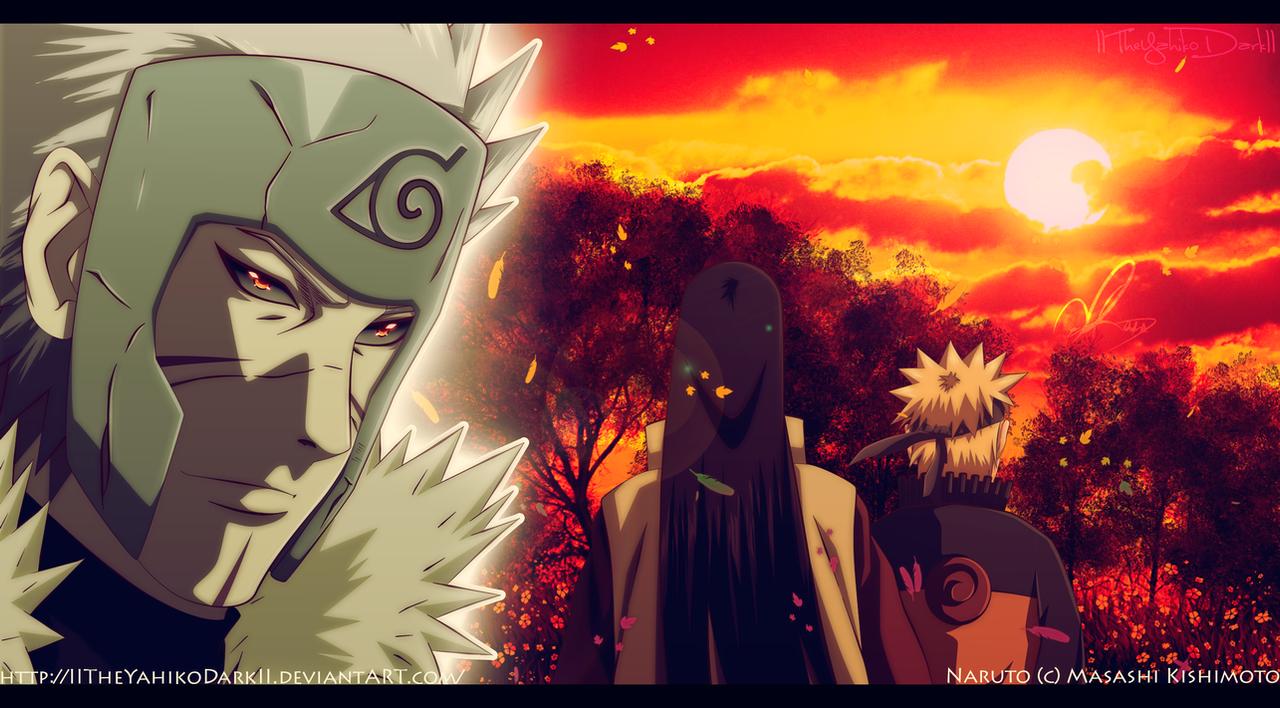 Naruto 648 Same Will Of fire by IITheYahikoDarkII