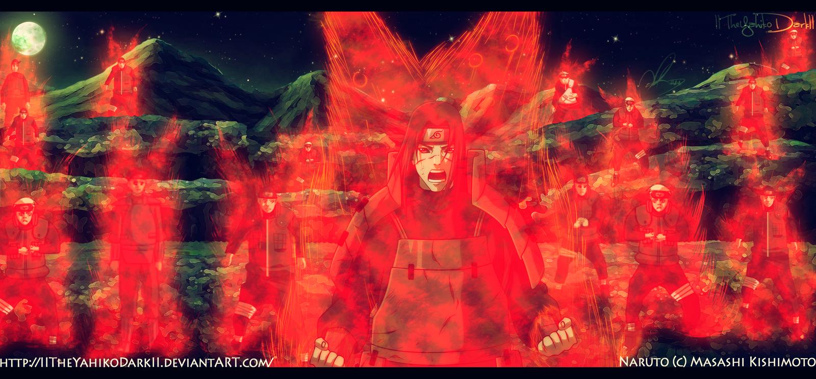 Naruto 649 All The Force by IITheYahikoDarkII