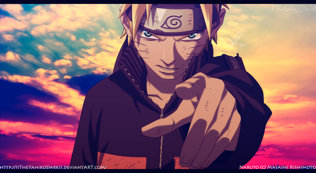 Naruto 652 You Flesh That Mask by IITheYahikoDarkII