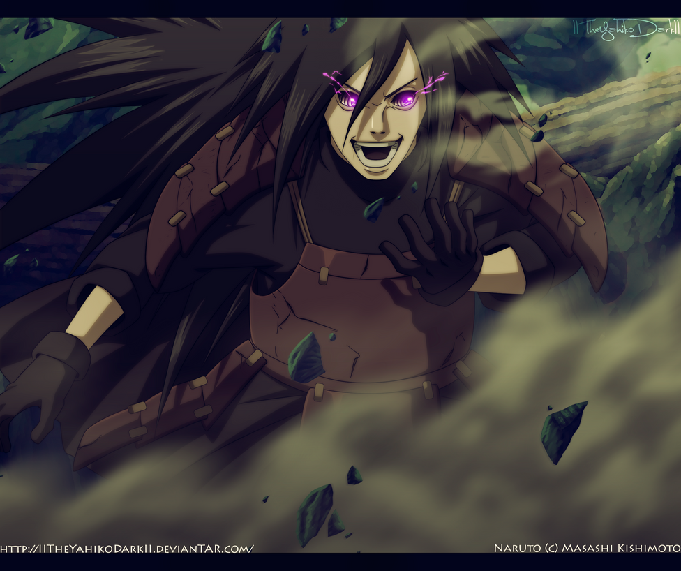Naruto 656 The Real Battle Begins by IITheYahikoDarkII
