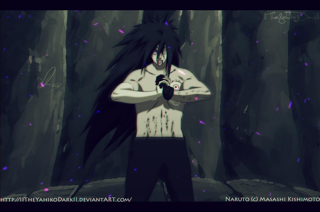 Naruto 659 We'll Straps by IITheYahikoDarkII