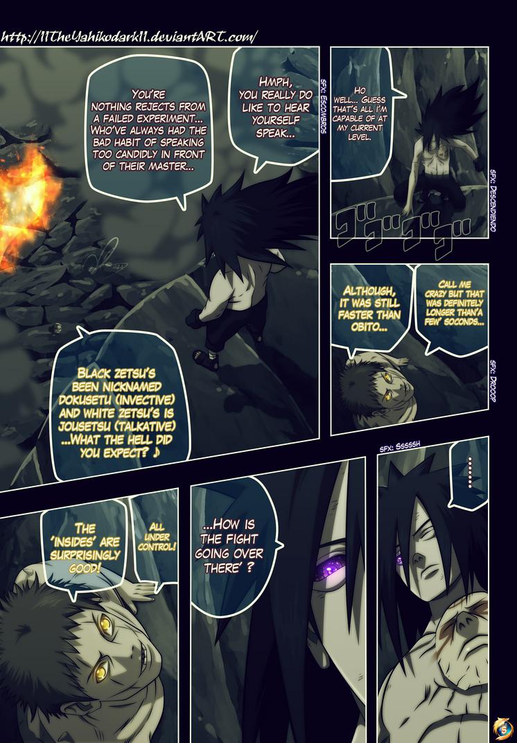 Naruto Manga 661 That Is All I Now by IITheYahikoDarkII