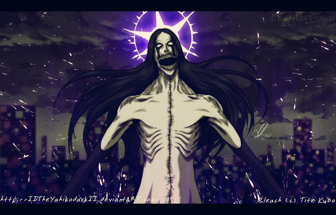 Bleach 568 Fear Of God by IITheYahikoDarkII