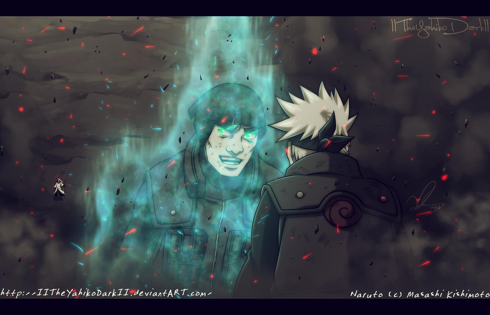 Naruto 666 Don't Forget To I by IITheYahikoDarkII
