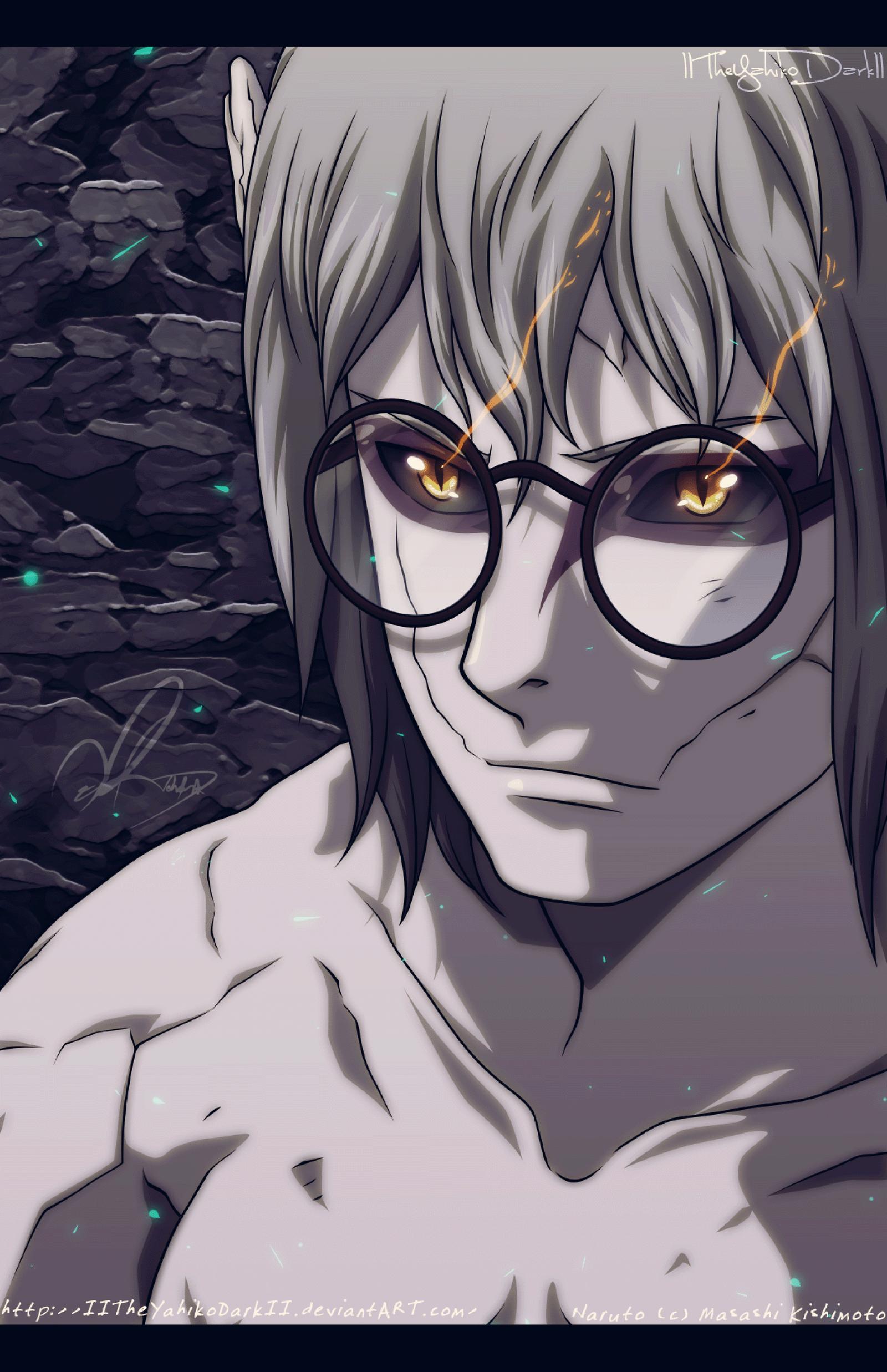 Naruto 667 I'm alive by IITheYahikoDarkII