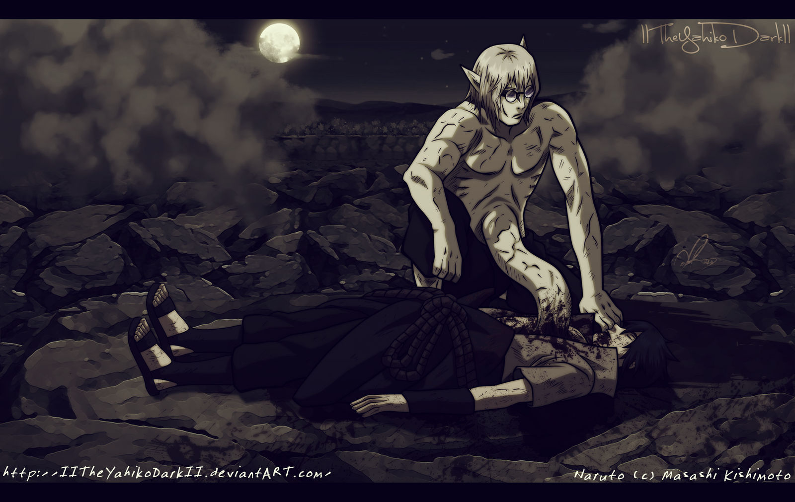 Naruto 667 The Snake Is Alive