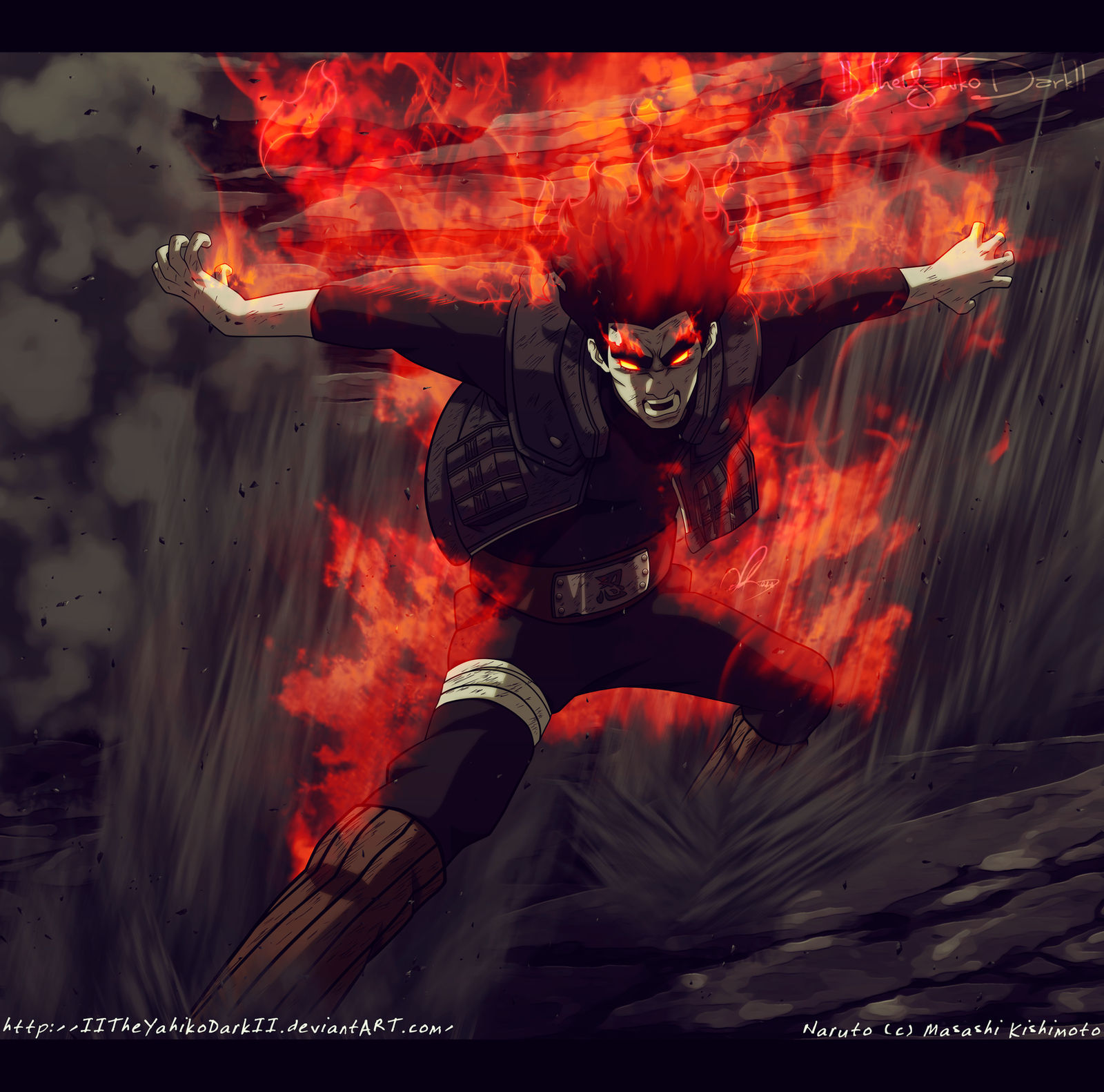 Naruto 668 The Red Beast Lives
